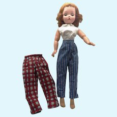 Mint Cissy Factory Made 2 Pair Pants and Shirt