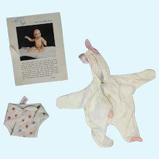 3 Original Terri Lee Linda Baby Tagged Items!