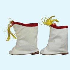 Darling Vintage Doll Majorette Shoes!
