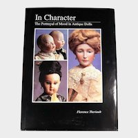 Doll Book! In Character Antique Dolls - Florence Theriault