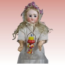 Vintage Doll Sized Candy Container Lantern!