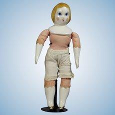 Vintage 1940s Ruth Gibbs Godey's Lady China Doll!