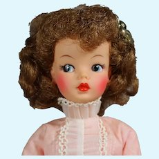 """Vintage Ideal American Character Tammy High Color Doll in """"Ring A Ding"""""""