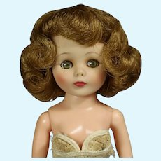 """Vintage 10.5"""" American Character Toni Sweet Sue Sophisticate Doll w Great Hair!"""