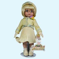 "Vintage 10"" Robert Tonner Ann Estelle ""May Day Suit"" Doll - Mint!"