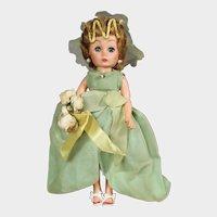 "Vintage Woolworth's 8"" Vinyl Teen Fashion Doll ""Little Miss Marie""!"