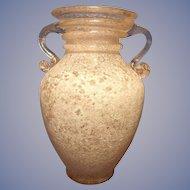 Murano Scavo Vase