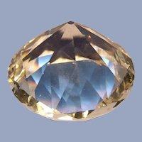 "Swarovski Two Inch Diameter ""Diamond"""