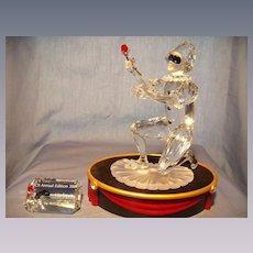 Swarovski Harlequin Figurine - Masquerade series
