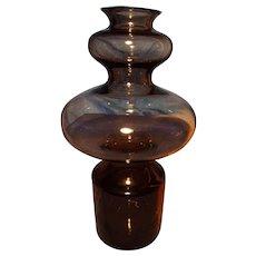 "14"" Per Lutken Holmegaard Vase"