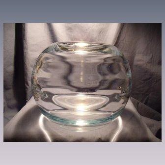 Orrefors Ball Vase by Edward Hald C. 1931