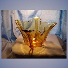 Duncan Mid Century Flower Bowl