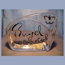 Bayel Cristal Dealer Store Sign