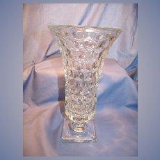 Fostoria American Vase