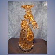 Murano Golden Lady by Barovier