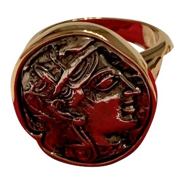Kenneth J Lane Rome Ring