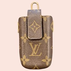 Authentic Vintage Louis Vuitton Phone Case