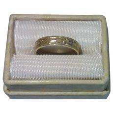 Antique Baby Ring ,14K
