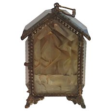Sale Pending for AZ Customer ......Antique French Jewel / Relic Casket
