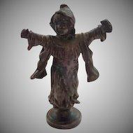 Antique Bronze Statuette
