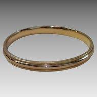 Antique Upper Arm Slave Bracelet , 9 CT.