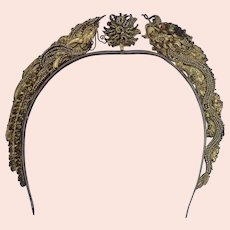 Antique Chinese Head Dress