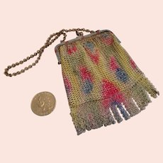 Child's Mesh Purse , Early 20th Century