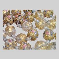 Antique Venetian Glass Beads