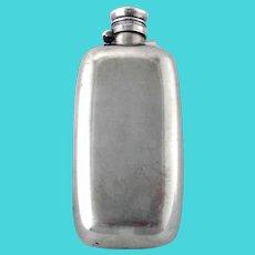 Antique Gorham Sterling Silver Liquor Flask