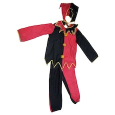 1950's Childs Jester Costume – Halloween
