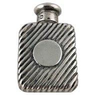 Victorian Sampson Mordan Purse Perfume Scent Sterling Silver