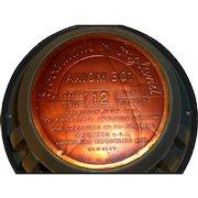 "Goodmans AXIOM 301 12"" Speaker"
