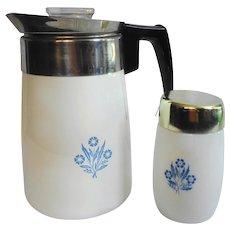 Corning Ware Stove Top Coffee Percolator