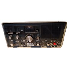 Yaesu Musen FRG-7 Communication Receiver Shortwave Ham Radio Receiver