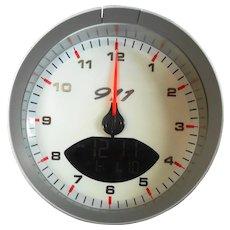 Porsche 911 Table Alarm Clock
