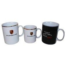 Porsche Coffee Mugs
