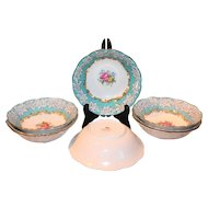 Royal Albert Enchantment Cereal Bowls