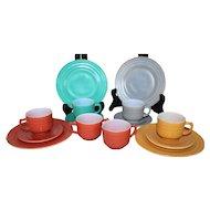 Hazel Atlas Childs Hostess Tea Set