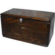 Singer Sewing Machine Wooden Puzzle Box
