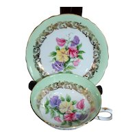 Paragon Footed Cup & Saucer