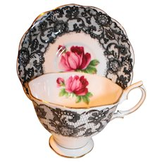 Royal Albert Senorita Cup & Saucer