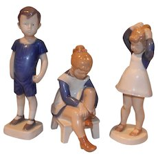 Bing & Grondahl Children Figurines