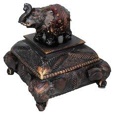 Elephant Trinket/Jewelry Box