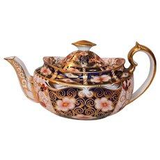 Royal Crown Derby Imari Teapot