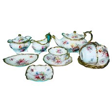 Hammersley Lady Patricia Tea Set