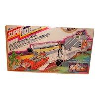 Hasbro Super Joe Rocket Command Center