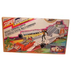 Hasbro Super Joe Rocket Command Center