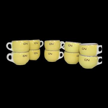 Canadian National Railway Mugs