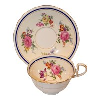 Aynsley Claridge Cup & Saucer