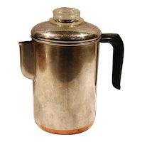 Revere Ware Coffee Percolator